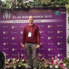 Istanbul International Jewelry Show (21-24 марта 2019г)
